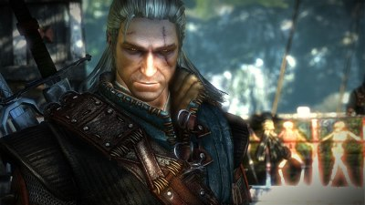 Geralt of Rivia / The Witcher 3